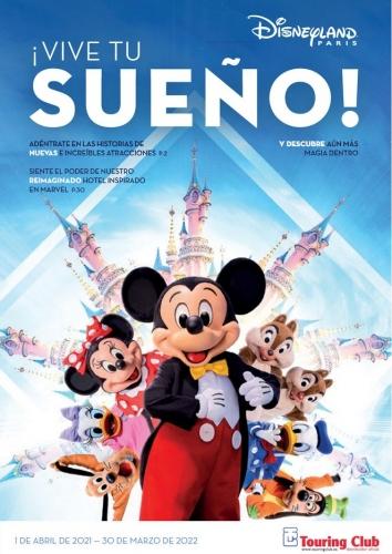 Halcón Viajes canarias   Especial Disneyland Paris
