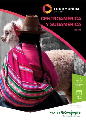 Viajes El Corte Inglés canarias   Centroamérica y Sudamérica    ofertas