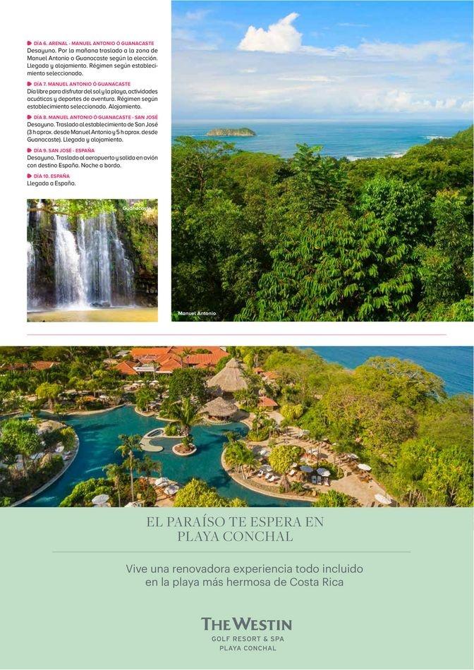 Viajes El Corte Inglés canarias   Centroamérica y Sudamérica