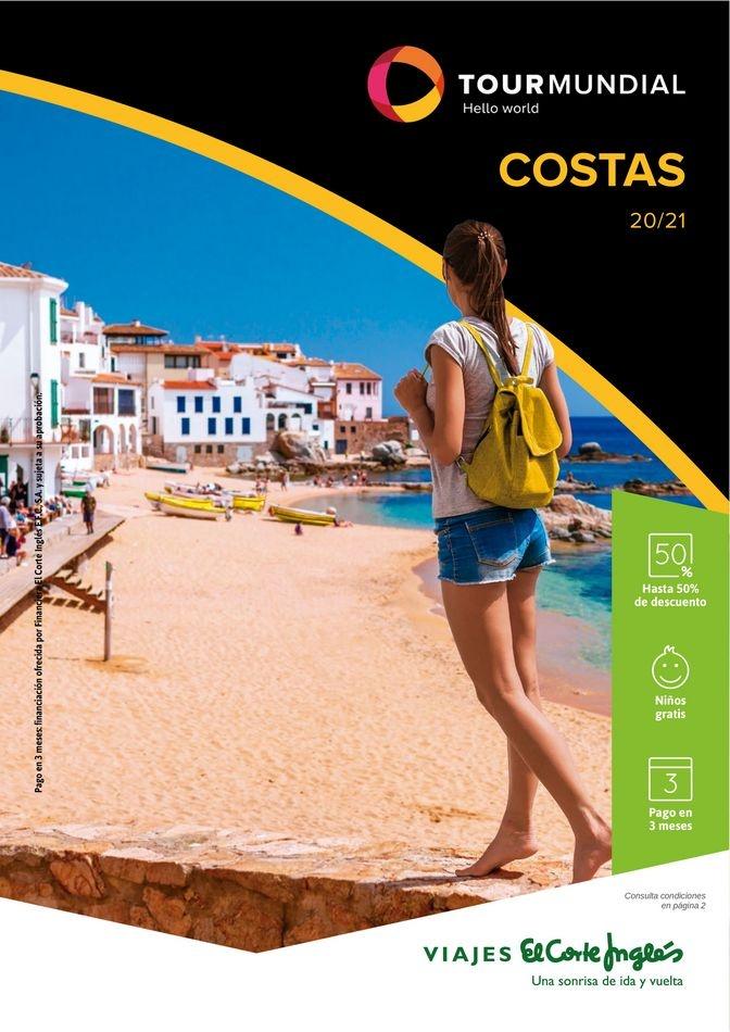 Viajes El Corte Inglés canarias   Costas
