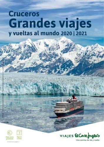 Viajes El Corte Inglés canarias   Grandes Viajes Cruceros   ofertas