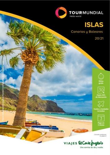 Viajes El Corte Inglés canarias   Islas 2021