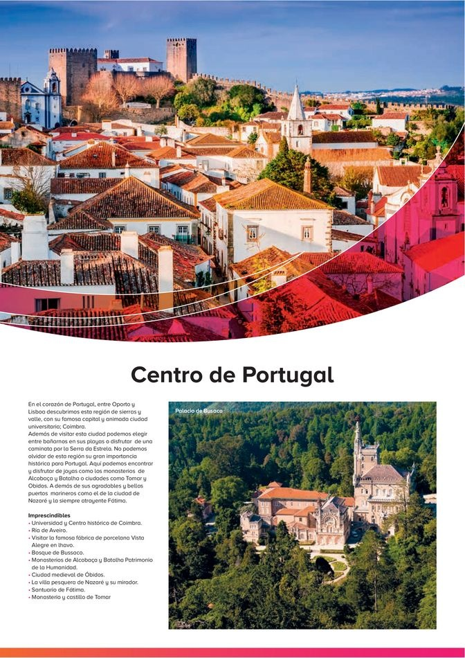 Viajes El Corte Inglés canarias   Portugal 2021   ofertas