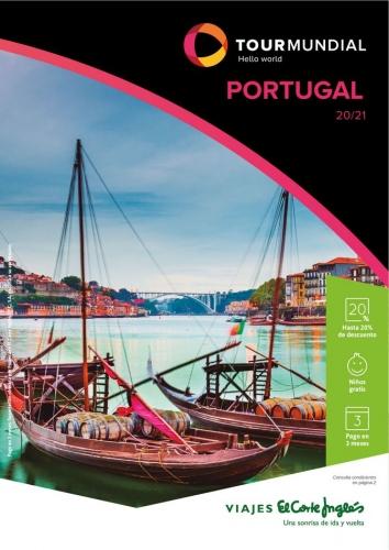 Viajes El Corte Inglés canarias   Portugal 2021