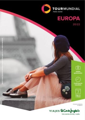 Viajes El Corte Inglés canarias   Viajes por Europa   ofertas